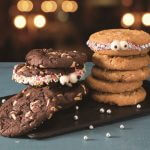 Otis Spunkmeyer's range: Double chunky chocolate cookies