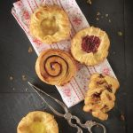 Mette Munk's range: Assortment of danishes