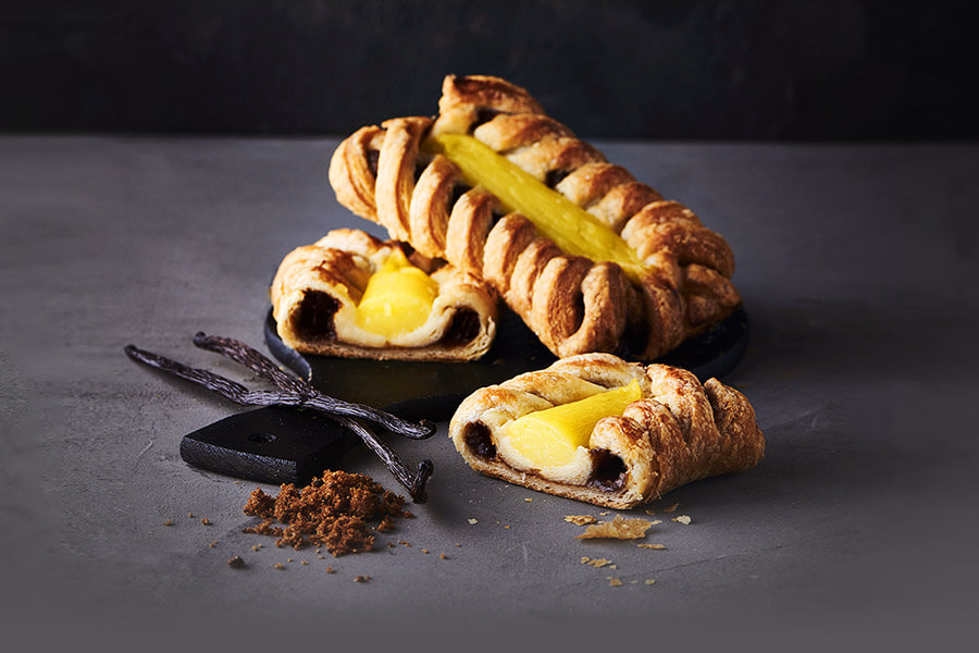 Mette Munk's brand essence: Our Pastry, Our Passion